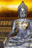 Antichi buddha in Thailandia — Foto Stock