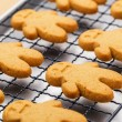 Homemade gingerbread cookies — Stock Photo #32808151