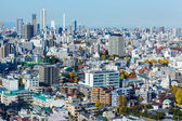 Cityscape in Tokyo — Stock Photo