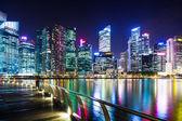 Urbana stadsbilden i singapore — Stockfoto