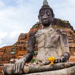 Giant buddhstatue — Stock Photo #33161601