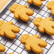 Gingerbread cookies — Stock Photo #33161705