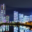 Stock Photo: Yokohama city in Japan