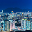 Urban Cityscape in Hong Kong — Stock Photo