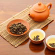 Chinese tea ceremony — Stockfoto
