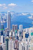 Hong Kong city view — Stock Photo