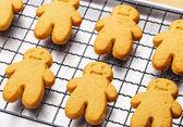 Homemade gingerbread — Stock Photo
