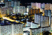 Residential district in Hong Kong — Stock Photo