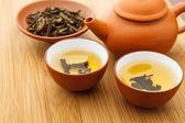 Traditionella kinesiska te — Stockfoto