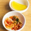 Korean food, kim chi — Stock Photo