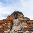 Giant buddhstatue — Stock Photo #35302037