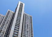 Public housing in Hong Kong — Stock Photo