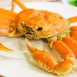 Stock Photo: Steamed AlaskKing Crab