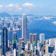 Hong Kong city view — Stock Photo