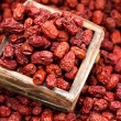 Dried red jujube — Stock Photo #35858361