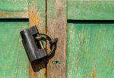 Blokada drzwi — Zdjęcie stockowe