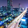 Stock Photo: Gangnam District in Seoul