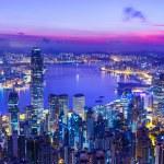 Hong Kong morning — Stock Photo #36624619
