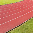 Stock Photo: Running Track