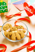 Gingerbread for x mas — ストック写真