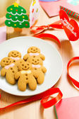 Gingerbread for x mas — Stock Photo