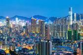 Ciudad de Hong kong — Stockfoto