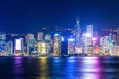 Hong Kong Skyline — Stockfoto