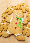 Gingerbread together — Stock Photo