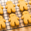 Homemade gingerbread cookies — Stock Photo #37300585