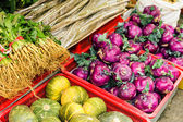 Vegetable in food market — Stock Photo