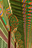 Buddhistic temple ornaments — Stockfoto