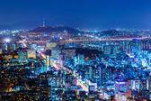 Seul manzarası — Stok fotoğraf