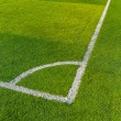 Artificial Turf on Sports Field — Stock Photo #37687425