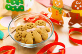 Gingerbread for xmas — Stock Photo