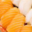 Assorted Japanese sushi — Stock Photo #38042143