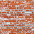Ancient brick wall — Stock Photo #38067745