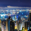 Hong Kong skyline — Stock Photo #38285281