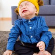 Little boy crying — Stock Photo #38450285