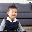 Stock Photo: Little boy smile