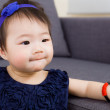 Asian baby girl smile — Stock Photo #38451861