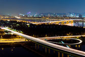 Seoul highway — Stock Photo