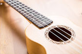 Ukulele close up — Stock Photo