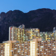 Stock Photo: Kowloon side at night