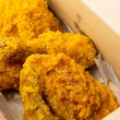 Fried chicken — Stock Photo #39245711