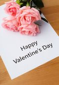 Happy Valentines day — Stock Photo