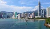 Ciudad de hong kong — Foto de Stock