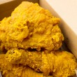 Fried chicken — Stock Photo #39950399