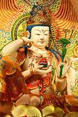 Kuan Yin traditional chinese statue — Stock Photo