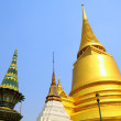 Golden pagodin Grand Palace — Stock Photo #40263271