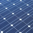 Closeup of solar panel — Stock Photo